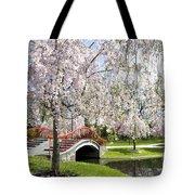 A Spring Walk Tote Bag