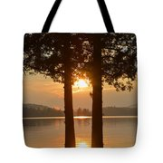 A Star Between Two Old Friends Tote Bag