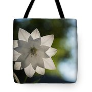 A Star In My Garden Tote Bag