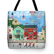 A Star Spangled Day   Tote Bag
