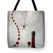 A Starlit Wish By Shawna Erback Tote Bag