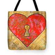 A Steamy Romance Tote Bag