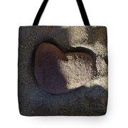 A Stone Heart Tote Bag