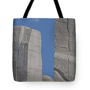 A Stone Of Hope Tote Bag by Susan Candelario