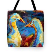 A Stormy Night Tote Bag