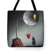 A Strange Dream By Shawna Erback Tote Bag