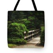 A Stroll Through The Park Tote Bag