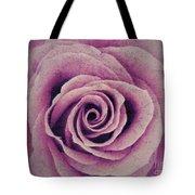 A Sugared Rose Tote Bag