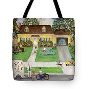 A Summer Day Tote Bag