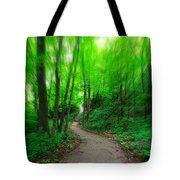 A Summer Trail Tote Bag