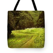 A Summer's Trail Tote Bag