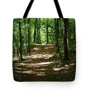 A Summer's Walk Tote Bag