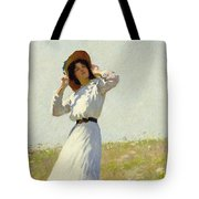 A Summe's Day Tote Bag