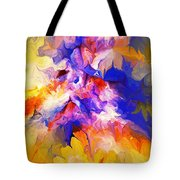 A Sunday Morning Doodle 051213 Tote Bag