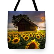 A Sunflower Moment Tote Bag