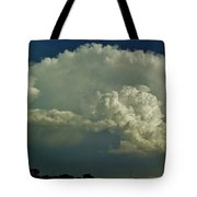 A Supercell Is Born Tote Bag