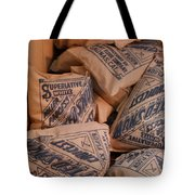 A Supply Of Flour Tote Bag