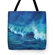 A Surfer's Dream Tote Bag