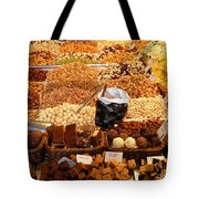 A Sweet Stop Tote Bag