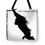 A Swinging Good Time Tote Bag