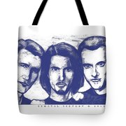 A T And T Tote Bag