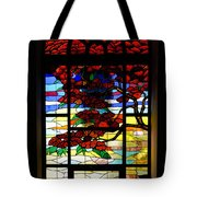 A Tale Of Windows And Magical Landscapes Tote Bag