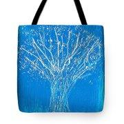 A Tangled Season Tote Bag