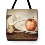 A Taste Of Autumn Tote Bag by Amy Weiss