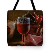 A Taste Of The Grape Tote Bag