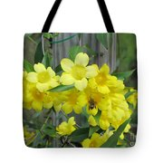 A Taste Of Yellow Tote Bag