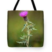 A Thorny Beauty Tote Bag