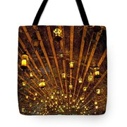 A Thousand Candles - Tunnel Of Light Tote Bag