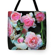 A Time For Roses Tote Bag