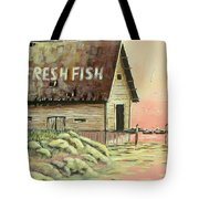 A Time Past Tote Bag