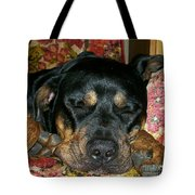 A Tired Boss Tote Bag