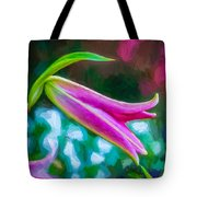 A Touch Of Class 2 - Impasto Tote Bag