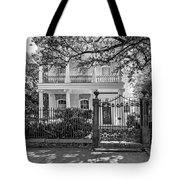A Touch Of Class Bw Tote Bag