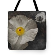 A Touch Of Color - Poppy Tote Bag