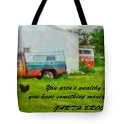 A Touch Of Country Tote Bag