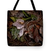 A Touch Of Frost Tote Bag