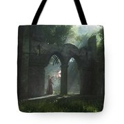A Touch Of Magic Tote Bag