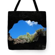 A Touch Of Sky Tote Bag
