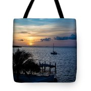 A Tranquil Conquering Of The Night Tote Bag