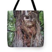 A Tree Creature Tote Bag