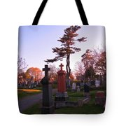 A Tree Dances There Tote Bag
