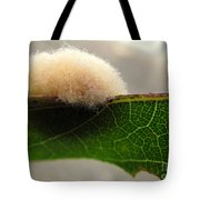 A Tribble On The Edge Tote Bag