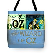 A Tribut To The Oz Tote Bag