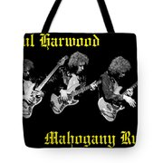 A Trinity Of Harwood Tote Bag