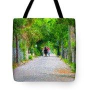 A Trip Down Memory Lane Tote Bag