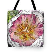 A Tulip To You Tote Bag